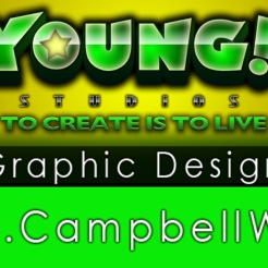 New Young Studios Facebook Branding